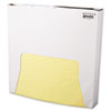 <strong>Bagcraft</strong><br />Grease-Resistant Paper Wraps and Liners, 12 x 12, Yellow, 1000/Box, 5 Boxes/Carton