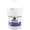 Franklin Cleaning Technology® Nova X Extraordinary UHS Star-Shine Floor Finish, 5gal Pail - F465226