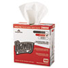 Scrim Reinforced Wipers, 9 1/4 X 16 11/16, 166/box, 5 Boxes/carton