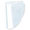 Fibre-Metal® by Honeywell High Performance Face Shield Window, Wide Vision, Propionate, Clear FBR4178CL