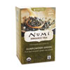 Numi® Organic Teas and Teasans, 1.27oz, Gunpowder Green, 18/Box NUM10109