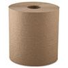 "GEN Hardwound Roll Towels, 1-Ply, Natural, 8"" x 700ft, 6 Rolls/Carton GEN800HN6"
