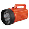 <strong>Bright Star®</strong><br />WorkSAFE Waterproof Lantern, 6 V Battery (Not Included), Orange/Black