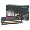 X746A1MG Return Program Toner, 7000 Page-Yield, Magenta