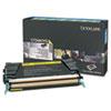 Lexmark™ C746A1YG Toner, 7000 Page-Yield, Yellow LEXC746A1YG