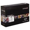 Lexmark™ X203H22G Photoconductor Kit, 25,000 Page Yield, Black LEXX203H22G