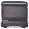San Jamar® Ultrafold Towel Dispenser, 11 1/2w x 6d x 11 1/2h, Black Pearl SJMT1750TBKRD