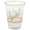 SOLO® Cup Company Bare Eco-Forward RPET Cold Cups, 16-18 oz, Clear, 50/Pack, 1000/Carton DCCRTP16DBARECT