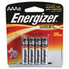 Energizer® MAX Alkaline Batteries, AAA, 8 Batteries/Pack EVEE92MP8