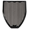 <strong>Fresh Products</strong><br />Disposable Urinal Floor Mat, Nonslip, Fresh Blast Scent, 17 1/2 x 20 3/8, Black, 6/Carton