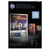 "HP Glossy Brochure Paper, 8.5"" x 11"", 100 Sheets"