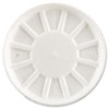 <strong>Dart®</strong><br />Vented Foam Lids, Fits 6-32oz Cups, White, 500/Carton