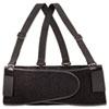 Allegro® Economy Back Support Belt, X-Large, Black ALG717604