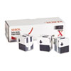 Xerox® Staples for Xerox WORKCENTRE PRO123/M24/Others, 3 Cartridges, 15,000 Staples XER008R12915