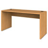 10700 Series Credenza Shell, 60w x 24d x 29 1/2h, Harvest