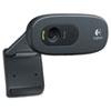 Logitech® C270 HD Webcam, 720p, Black LOG960000694