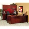 Mayline® Luminary Series Wood Veneer Credenza Shell, 72w x 20d x 29h, Cherry MLNCR2072C