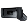 Logitech® B910 HD Webcam, 720p, Black LOG960000683