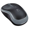 Logitech® M185 Wireless Mouse, Black LOG910002225