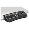 Fellowes® Tilt 'n Slide Keyboard Manager, 19-1/2w x 11-7/8d, Black FEL8060101