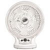 "Bionaire BDF1011A-GU 10"" Table Fan Circulator - 152.4 mm Diameter - 2 Speed - Adjustable Tilt Head,  BNRBDF1011AGU"