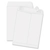 Redi Strip Catalog Envelope, 11 1/2 x 14 1/2, White, 100/Box