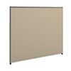 Versé Office Panel, 48w x 42h, Gray