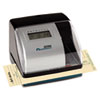 Acroprint® ES700 Digital AutomaticTime Recorder, Silver and Black ACP010182000