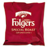 Folgers® Ground Coffee, Fraction Packs, Special Roast, 42/Carton FOL06897
