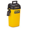 Shop-Vac® Wall Mount Vac, 5gal Capacity, 17lb, Yellow/Black SHO3942010