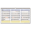 AT-A-GLANCE® QuickNotes Three-Month Wall Calendar, Horizontal Format, 23 1/2 x 12, 2016-2018 AAGPM1528