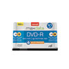 Maxell® DVD-R Recordable Discs, Printable, 4.7GB, 16x, Spindle, White, 50/Pack MAX638022