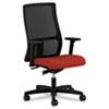 HON® Ignition Series Mesh Mid-Back Work Chair, Poppy Fabric Upholstered Seat HONIW103CU42