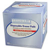 Boardwalk® Disposable Eraser Pads, 10/Box, 16 Boxes/Carton BWK400CT
