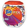 Tide® Detergent Pods, Spring Meadow Sent, 72 Pods/Pack PGC50978