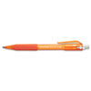 Paper Mate® Quick Flip Mechanical Pencil, .5mm, Orange, Dozen PAP1808786