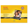 Kodak Ultra Premium Photo Paper, 10 mil, High-Gloss, 11 x 17, 20 Sheets/Pack KOD1760909