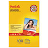 Kodak Glossy Photo Paper 4 x 6 '', 100 Sheets