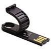 Verbatim® Store 'n' Go Micro USB 2.0 Drive Plus, 16 GB, Black VER97764