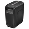 <strong>Fellowes®</strong><br />Powershred 60Cs Cross-Cut Shredder, 10 Manual Sheet Capacity