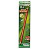 Ticonderoga® Ticonderoga Erasable Colored Pencils, 2.6 mm, CME Lead/Barrel, Dozen DIX14259