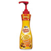 Coffee-mate® Liquid Coffee Creamer, Hazelnut, 21oz Pump Bottle