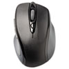<strong>Kensington®</strong><br />Pro Fit Mid-Size Wireless Mouse, 2.4 GHz Frequency/30 ft Wireless Range, Right Hand Use, Black