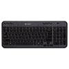 Logitech® K360 Wireless Keyboard for Windows, Black LOG920004088