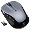 Logitech® M325 Wireless Mouse, Right/Left, Silver LOG910002332