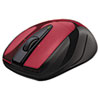 Logitech® M525 Wireless Mouse, Compact, Right/Left, Red LOG910002697