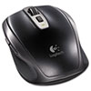 Logitech® Anywhere Mouse MX, Wireless, Glossy Finish, Black LOG910002896