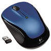 Logitech® M325 Wireless Mouse, Right/Left, Blue LOG910002650