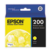 Epson® T200420 (200) DURABrite Ultra Ink, Yellow EPST200420