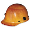 MSA Skullgard Protective Hard Hats, Ratchet Suspension, Size 6 1/2 - 8, Natural Tan - 454-482002